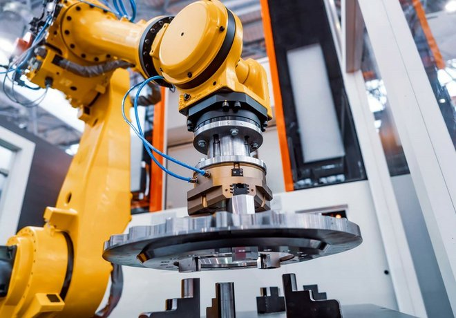 Industrial Automation Preview Image